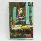 BINION'S Casino Playing Cards Deck - Downtown Las Vegas, NV - Fremon St.
