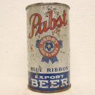 PABST BLUE RIBBON EXPORT BEER Can - Premier-Pabst Corp. - 2 cities - IRTP - OI
