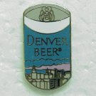 DENVER BEER Can Pin - Metal - Enamel - tiny thing