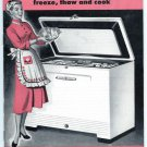 FROZEN FOODS Cookbook - General Electric - How to freeze, thaw and cook frozen foods