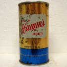 HAMM'S BEER Can - Theo. Hamm Brewing Co. - San Francisco, CA - Flat top - 11 oz.