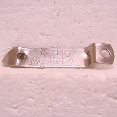 READING PREMIUM Beer Bottle and Can Opener - Reading Brewing Co. - Reading, PA -