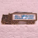SEMI-TRUCK SHAPED POCKETKNIFE - Colonial - Luverne - 2 blades - Tractor trailer truck