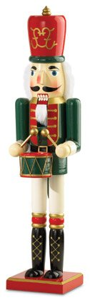Christmas Drummer Nutcracker