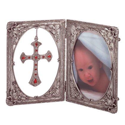Cross Pendant Photo Frame