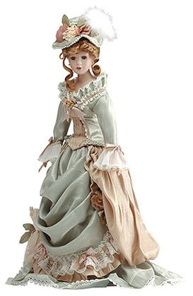 "Porcelain ""Celeste"" Doll Anastasia Collection"