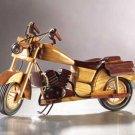 Wood Motorcycle Model Chopper