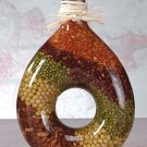 Colorful Bean Display Ox Bottle