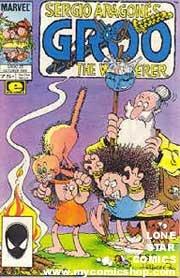Groo the Wanderer (1985 Marvel) 20