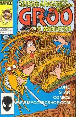 Groo the Wanderer (1985 Marvel) 21