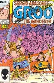 Groo the Wanderer (1985 Marvel) 23