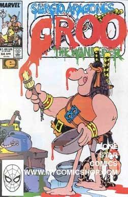 Groo the Wanderer (1985 Marvel) 64