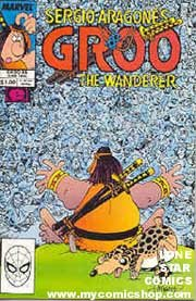 Groo the Wanderer (1985 Marvel) 66