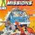GI Joe Special Missions (1986) 3 Marvel
