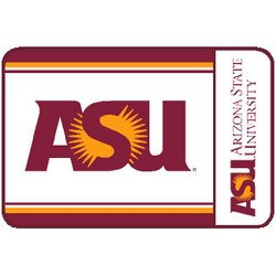 Arizona State Sun Devils NCAA Welcome Mat by Wincraft   MSRP $20.00