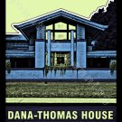 Dana-Thomas House in Springfield, Illinois