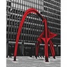 "11""x14"" - Flamingo in Chicago"