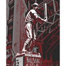 """11""""x14"""" - Stan """"The Man"""" Statue in St. Louis"""