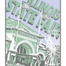 "8""x10"" - Illinois State Fair Grounds in Springfield, Illinois"