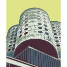 "11""x14"" - Prentice Women's Hospital in Chicago"