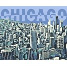 "11""x14"" - Chicago Looking North"