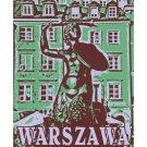 "11""x14"" - Warszawa"