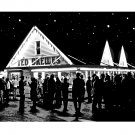 "11""x14"" - Ted Drewes at Night"