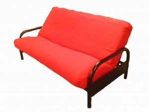 COUCH INNERSPRING FUTON MATTRESS  BED  to COUCH