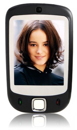 """S1 - 2.8"""" Touch w/ Wide View LCM, Windows 6.0, Quad Band Mobile Phone"""