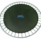 "12 Ft. (Framed) Trampoline Jumping Mat with 60 v-rings for 7"" Springs"