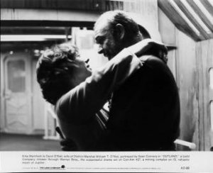 OUTLAND Kika Markham, Sean Connery 8x10 movie still photo
