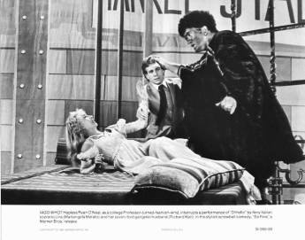 SO FINE Mariangela Melato, Ryan O'Neal, Richard Kiel 8x10 movie still photo