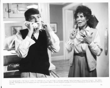 NO SMALL AFFAIR Jon Cryer, Ann Wedgeworth 8x10 movie still photo