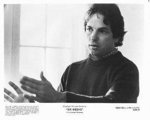 SIX WEEKS Director Tony Bill 8x10 movie still photo
