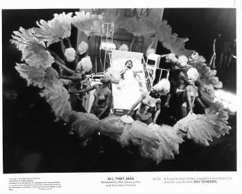 ALL THAT JAZZ Roy Scheider 8x10 movie still photo