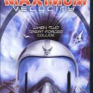 MAXIMUM VELOCITY (DVD) Michael Ironside NEW