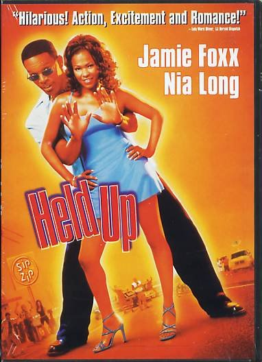 HELD UP (DVD) Jamie Foxx, Nia Long, Sarah Paulson, Jake Busey NEW SEALED