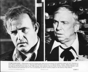 BEYOND THE POSEIDON ADVENTURE Peter Boyle, Slim Pickens 8x10 movie still photo