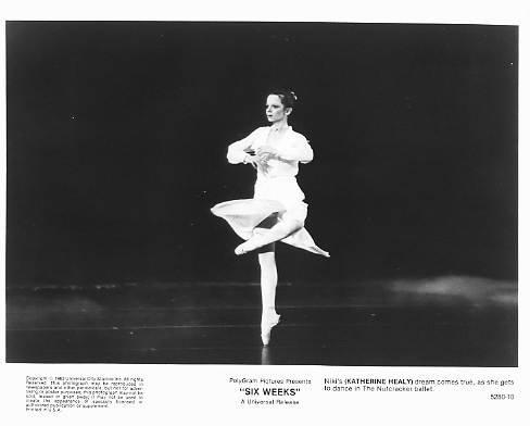 SIX WEEKS Katherine Healy 8x10 movie still photo