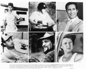 SESAME STREET FOLLOW THAT BIRD Sandra Bernhard, John Candy, Chevy Chase 8x10 movie still photo