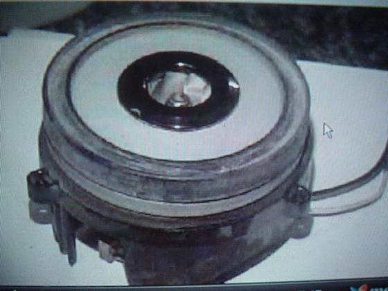 Fantom Lightning Canister Vacuum Cleaner 12 Amp Motor