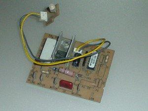 FANTOM LIGHTNING VACUUM CLEANER POWERHEAD 4 SPADE CIRCUIT BOARD