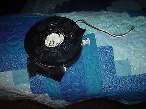 FANTOM LIGHTNING CANISTER VACUUM CLEANER MAIN BODY CORD REEL W/CORD
