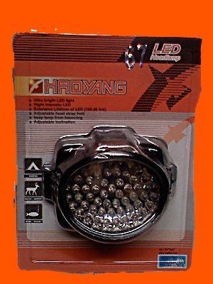 67 LED Headlamp Super Bright Water Resistant LED Headlight A Tremendous Amount Of Light