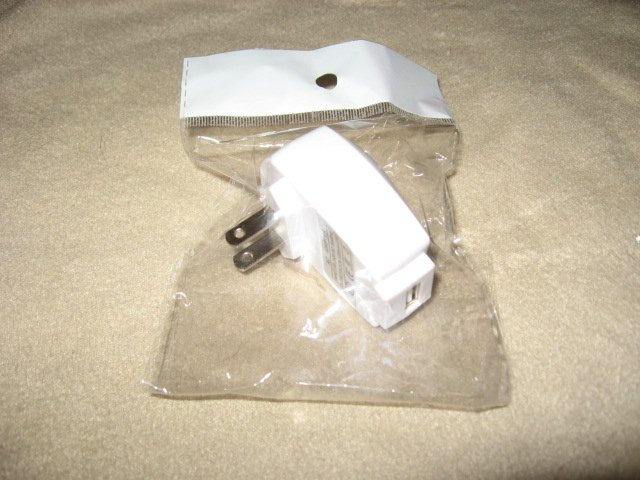 USB AC Ipod Iphone Etc Smart Home Charger