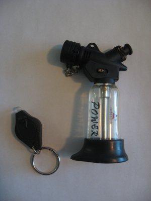 Extra Large Jet Torch 1300-C Butane Lighter Plumbing Torch