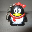 Adorable Penguin Shaped Butane Lighter Keychain Lighter