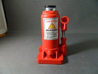 Red Bottle Jack Butane Lighter