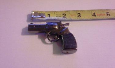 Small Gun Pistol Shaped Jet Torch Lighter