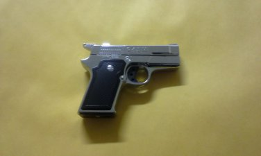 Twin Flame Gun Pistol Shaped Jet Torch Lighter USA Stocked & Shipped